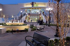 Lynnhaven Mall, opened in 1981, has 1,400,000 square feet (130,000 m2) and 180 stores.