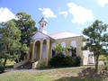 Friedensthal Moravian Church Christiansted, St Croix, USVI founded in 1755.