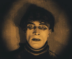 The premiere of The Cabinet of Dr. Caligari in February 1920 was so successful, women in the audience were said to have screamed during the famous scene in which Cesare Conrad Veidt is revealed.