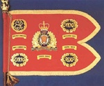 Guidon Royal Canadian Mounted Police.JPG