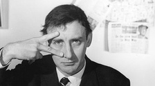 Spike Milligan during his prime years
