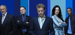 The main cast of Hustle (series 4)