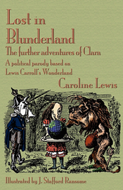 2010 edition cover of Lost in Blunderland