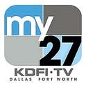 KDFI My27 logo used from the MyNetworkTV launch until August 28, 2017.