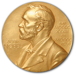 Nobel laureates  receive a gold medal together with a diploma and (as of 2017) 9 million SEK (roughly US$1.0 million, €0.87 million).