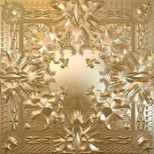 The cover art for Watch the Throne was nominated for a Grammy Award