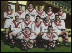 The 1959 Premiership winning team were also undefeated during the entire season