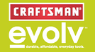Craftsman Evolv logo