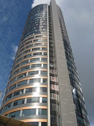 Europa Tower, the tallest Baltic building