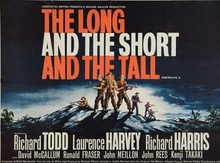 The Long and The Short and The Tall (1961 film poster).jpg