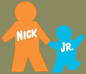 The first Nick Jr. logo used from September 1999.