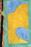 The Yellow Curtain, 1915, Museum of Modern Art, New York