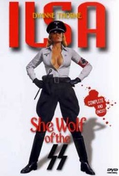 Ilsa, She Wolf of the SS is considered the quintessential Nazisploitation film