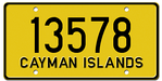 Cayman Islands license plate graphic.png