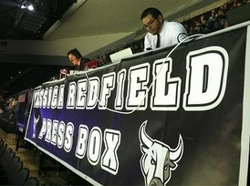 The Jessica Redfield Press Box.