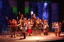 Naples Players' teen Thoroughly Modern Millie, 2009