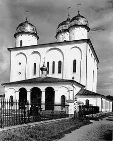 Георгиевский собор в начале XX века