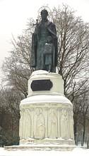 Памятник княгине Ольге (ск. В. М. Клыков)