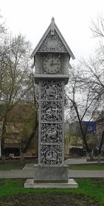 Модель башенных часов «Кукушка»