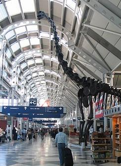 Внутренний переход аэропорта О'Хара