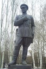 Памятник пензенским милиционерам