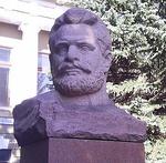 Бюст М. В. Фрунзе