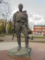 Мемориальный комплекс памяти пензенцев, погибших при исполнении воинского и служебного долга на Северном Кавказе в 1990-х — 2010-х годах