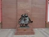 Скульптура Гуляющие собачки.jpg