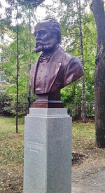 Памятник Л. А. Загоскину
