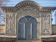 Декор вологодских особняков часто называют «деревянным кружевом». Дом Зернова, ок. 1910г.